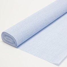 Italian Crepe Paper roll 180 gram - 559 Sky Blue Cartotec...