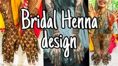 Bridal Henna Designs, Arabic Mehndi Designs, Mehndi Patterns, Bridal Mehndi, Mehndi Tattoo, Mehndi Art, Henna Mehndi, Arabic Henna, Mehndi Brides
