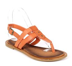 Fsahion Narrow Width Ankle Buckle T-strap Slip on Women Summer Sandals Flower Print Sole Casual Shoes New Without Box * More info could be found at the image url.