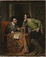 The Numismatics, Nicaise de Keyser, n.d.