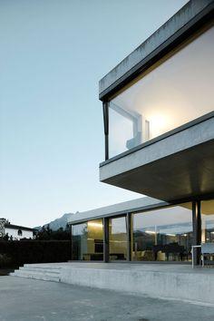 villa m ~ niklaus graber + christoph steiger architekten