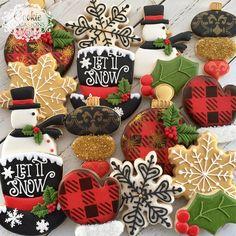 VICTORIAN  Christmas Cookies