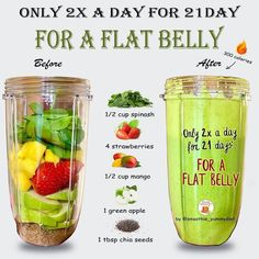 Healthy Juice Recipes, Fruit Smoothie Recipes, Healthy Detox, Healthy Juices, Healthy Smoothies, Healthy Drinks, Healthy Life, Detox Drinks, Smoothie Bowl