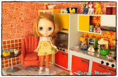 dolly kitchen