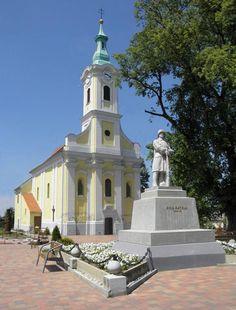 Letenyei templom (1765), Unkari