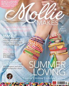 Mollie makes mag