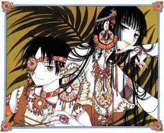 House of CLAMP