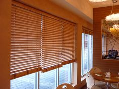 Ask.com Need to find out how to put more than one set of blinds on one large / wide window.