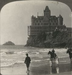 Cliff house c 1900