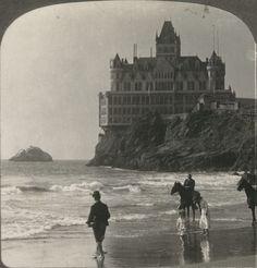 Cliff house c 1900