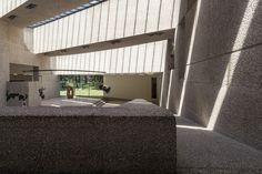 Museo Tamayo | Fotografía Arquitectónica on Behance