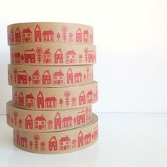 street decorative paper tape di summersville su Etsy, £5.95
