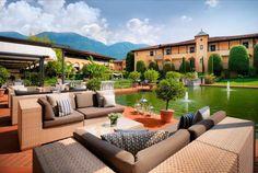 Auch das Giardino Ascona ist ein Traum für eure Hochzeit im Tessin. Ein wunderschöner Garten, exquisite Küche und tolle Zimmer. Für ein unvergessliches Fest mit euren Liebsten.