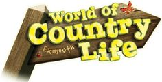 World of Country Life, Exmouth. Wild Wednesday's in summer holidays.
