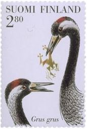 Postage Stamps, Finland, Birds, Craft Ideas, Beautiful, Seals, Animaux, Animal Themes, Animales