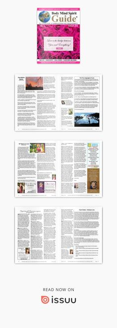 Body Mind Spirit Guide 2020 20 Feb Issue Your Guide to a healthy body, an enlightened mind, and a renewed Spirit! This issue is all about LOVE! Subconscious Mind, Spirit Guides, Love You More, Healer, Self Love, First Love, Spirituality, Therapy, Mindfulness