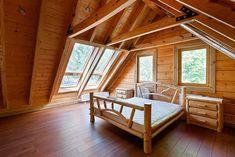 Strešné okná a vikiere pre dobré svetlo v podkroví