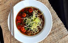 Cleansing Ramen Soup // vegan, gluten free