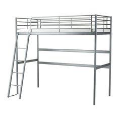 SVÄRTA Rama łóżka na antresoli   - IKEA