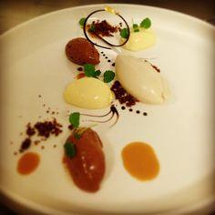 Het januari dessert bij Restaurant Boschmolenplas