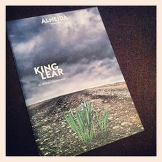 Londoners: King Lear at the @AlmeidaTheatre is amazing.