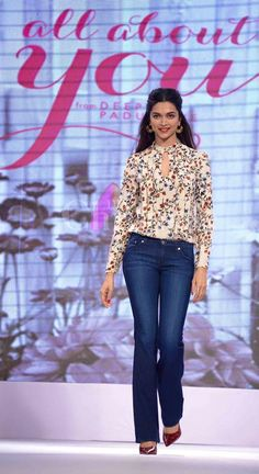 Deepika Padukone All About You Collection
