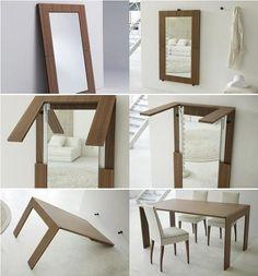 Wonderful Folding Wall Dining Table Folding Wall Table Diy Wall