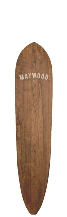 Like the boards Duke used to ride …Embossed printed Maywood logo (top only).Finless.Stock orders only..At Maywood we pride ourselves on being authentic, environmentally conscious designers and creators who constantly seek and employ sustainable materials and construction methods. We take pride in our functional, hand-crafted creations and draw inspiration from our roots; the sea.