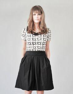 Black & White от Natalia на Etsy