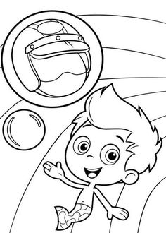 Gil And His Awesome Helmet In Bubble Guppies Coloring Page : Coloring Sun Mickey Mouse Parties, Mickey Mouse Clubhouse, Mickey Mouse Birthday, Frozen Birthday Party, Birthday Party Favors, 2nd Birthday, Bubble Guppies Coloring Pages, Bubble Guppies Birthday, Ladybug Party