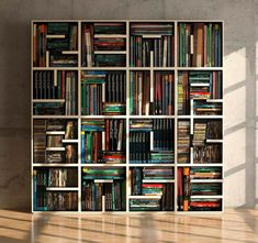 read your book case - full