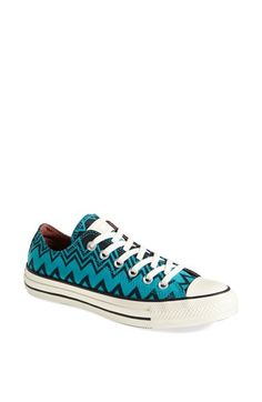Converse x Missoni Chuck Taylor® All Star® Low Sneaker (Women) available at #Nordstrom.  LOVE these!