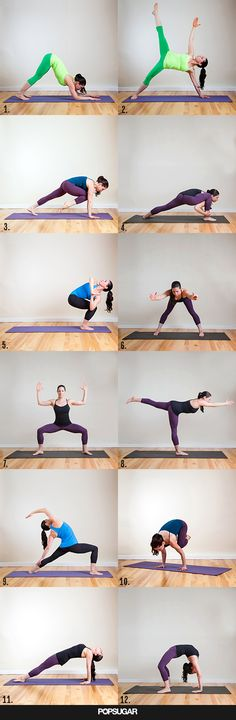 Your go-to guide for your strongest (yoga) self.