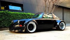 porsche 911 targa wide body