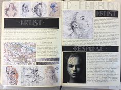 A Level Art Sketchbook, Sketchbook Layout, Textiles Sketchbook, Arte Sketchbook, Sketchbook Pages, Sketchbook Inspiration, Sketchbook Ideas, Photography Sketchbook, Photography Composition