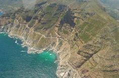 chapmans peak drive, cape peninsula, cape town, south africa