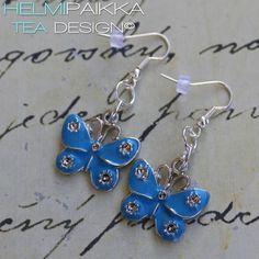 Siniset perhoset