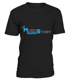 Music Story Radio  Music T-shirts
