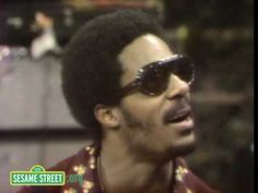 Sesame Street: Stevie Wonder with Grover - YouTube