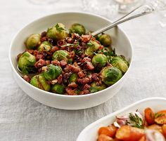 Billington's Brussels Sprouts with Pancetta