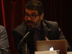 Revista Circus: Matías Vernengo  en el Seminario sobre la Crisis I...