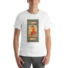 Work It Unisex T-Shirt – Insan Clothing Cool Hats, Fabric Weights, Eid Gift, Unisex, Hoodies, Ramadan, Mens Tops, Cotton, How To Wear
