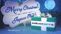 WestJet Airlines Creates A Christmas Miracle For Passengers Christmas Leaves, Christmas Books, Vintage Christmas, Xmas, Guerilla Marketing, Twas The Night, The Night Before Christmas, Holiday Fun, Jet