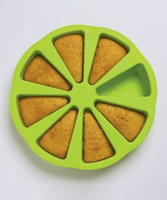 Single Slice Cake Mold - Urban Outfitters from Urban Outfitters. Saved to eat me. Kitchen Tools And Gadgets, Gadgets And Gizmos, Kitchen Items, Kitchen Utensils, Kitchen Appliances, Urban Outfitters, Piece Of Cakes, Cake Mold, Cake Pans