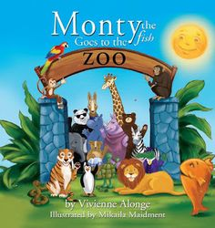 Ebook Corner: Monty the Fish Goes to the Zoo