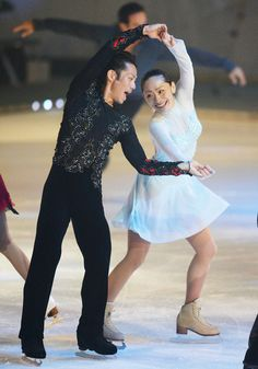 Miki Ando - 'Friends on Ice' Performs in Japan