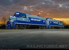 RailPictures.Net Photo: LSRC 303 4303 Lake State Railway EMD GP40-3 at Saginaw, Michigan by Kevin Burkholder