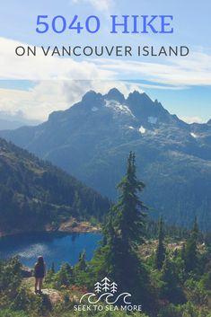5040 hike on Vancouver Island - Seek to sea Vancouver Island, Vancouver Travel, Vancouver Vacation, Lanai Island, Island Beach, Tonga, Where Is Bora Bora, Best Island Vacation, San Juan