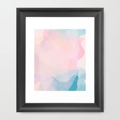 Feeling Light Framed Art Print mountains, photo, snow, travel, march, april