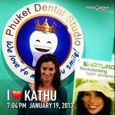 Patient from New Zealand @ Phuket Dental Studio